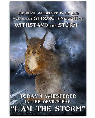 Squirrel I Am The Storm