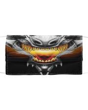 Th 2 dragon cartoon face Cloth face mask front