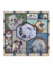 All About Bulldogs Cloth face mask aos-face-mask-coverlet-lifestyle-front-02