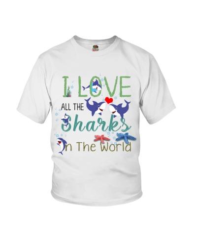 I Love All The Sharks