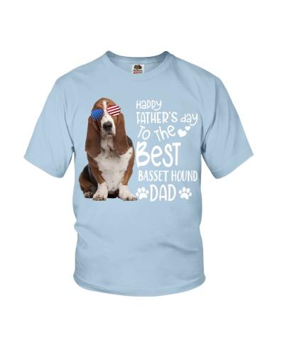 fn basset hound to the best dad