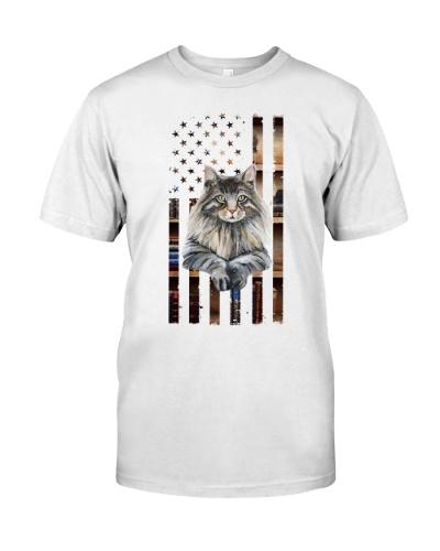 Cat my flag
