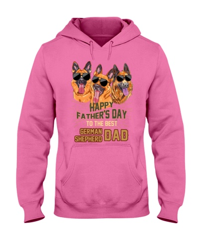 SHN 9 Happy father's day best German Shepherd dad