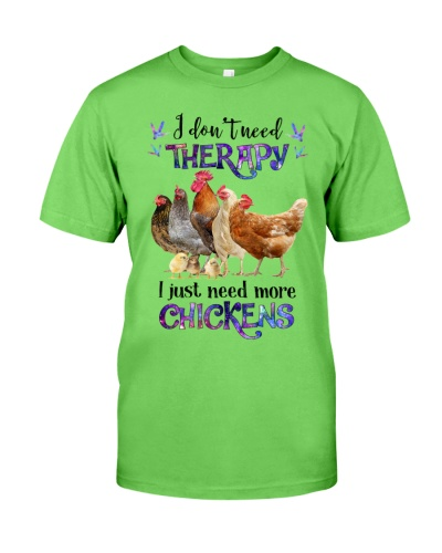 Need more chickens