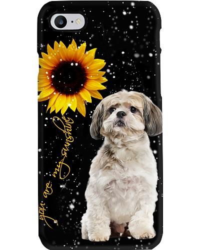 Shih tzu U r my sunshine phone case