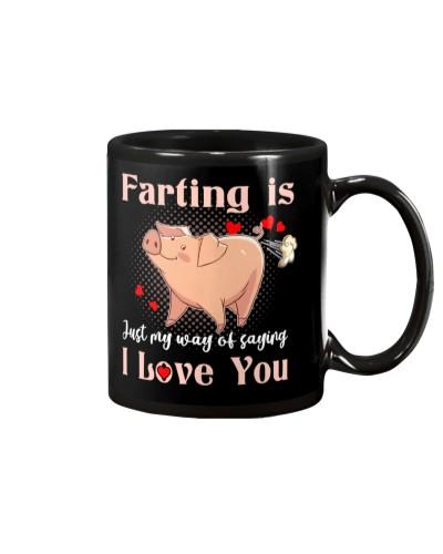 Pig I love you
