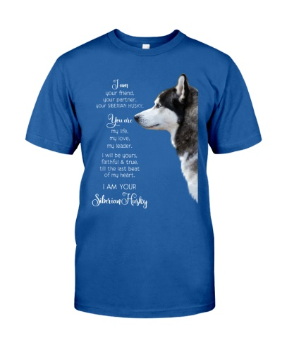 Im Your Friend Your Partner Your Siberian Husky