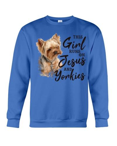 Fn 2 yorkshire terrier this girl runs on