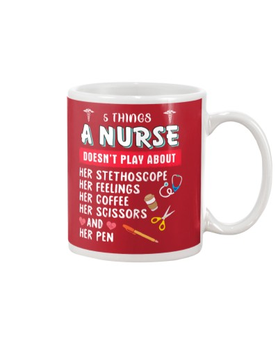Nurse 5 things