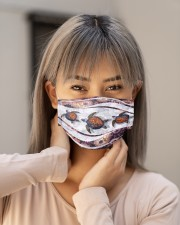Th 2 turtle color pattern Cloth face mask aos-face-mask-lifestyle-18