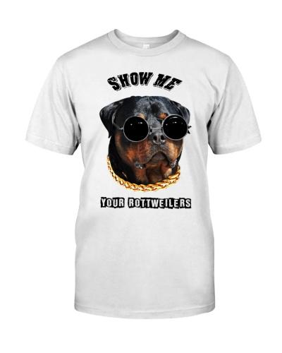 Rottweiler Show me