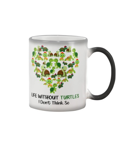 Ta Life Without Turtles