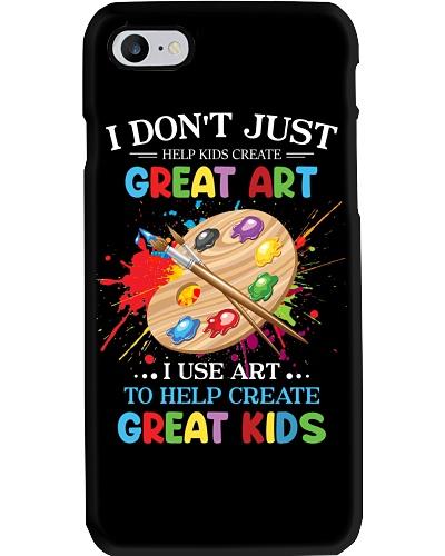 Teacher great art
