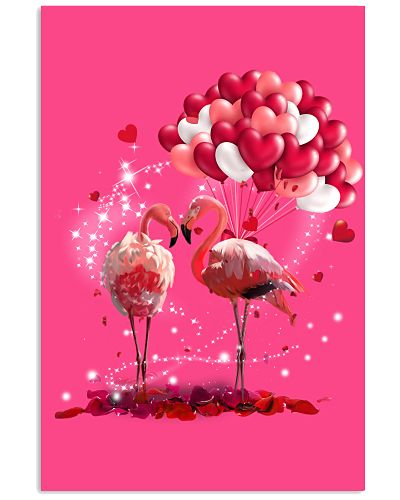 Flamingo Pink balloons lighte and rose