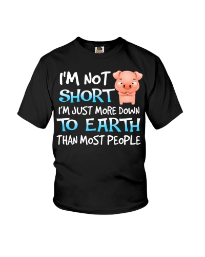 Pigs is not short shirt