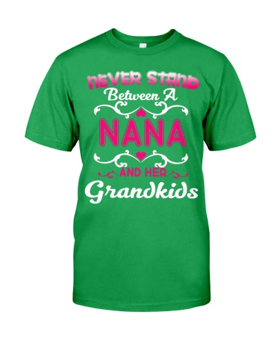 Grandkid and nana