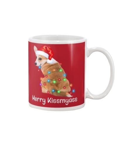 Merry and kisses Corgi