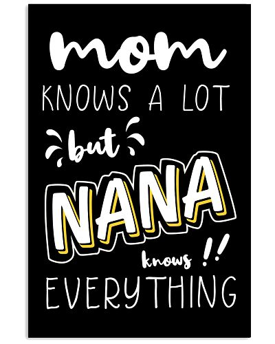 Nana knows everything
