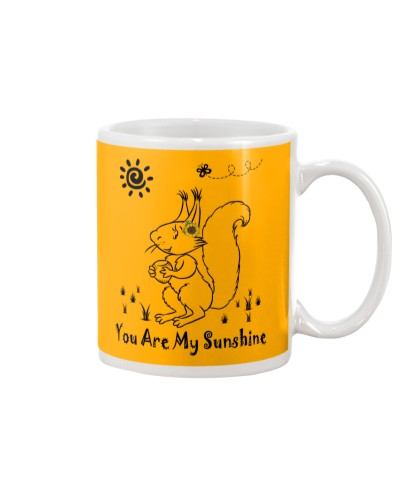 Squirrel sunshine shirt