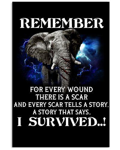 ele survival poster