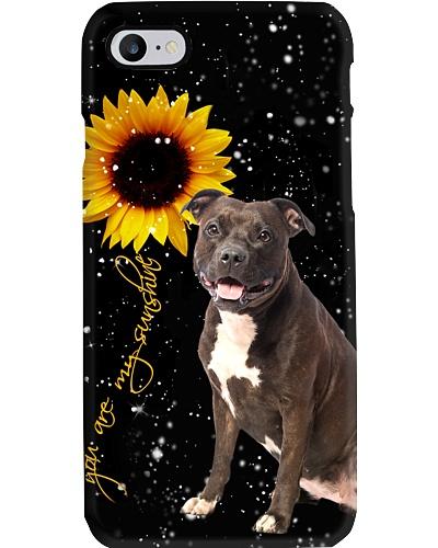 Pitbull U r my sunshine phone case