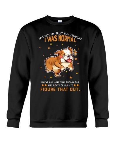 Bulldog it not my fault