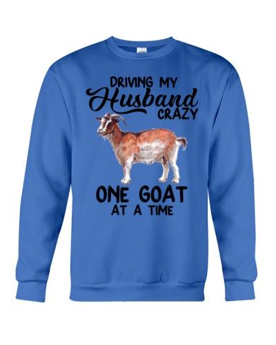 Goat Driving My Husband Crazy