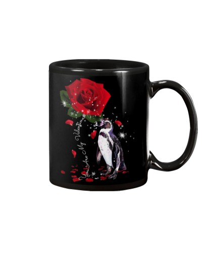 Penguin you are my valentine