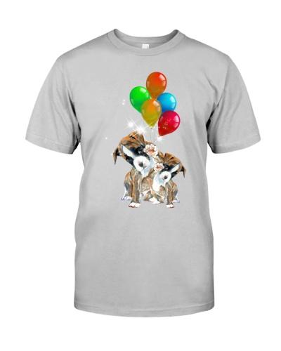 Boxer balloons
