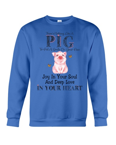 Ln Pig there is nothing like