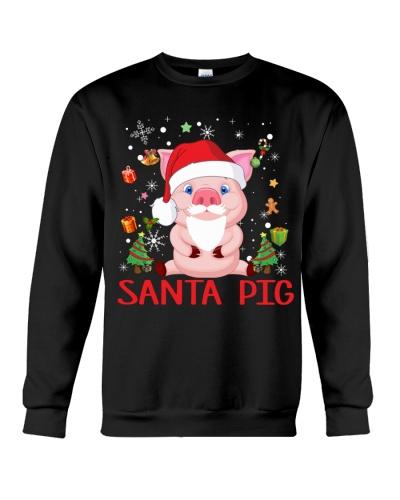 Pig gorgeous santa