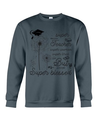 Teacher super blessed shirt