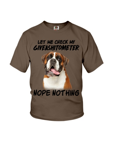 Boxer Nope Nothing
