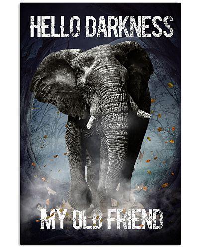 Elephant Hello Darkness