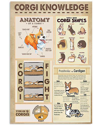dt-10 U know Corgi Poster