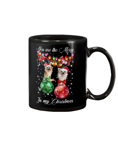 Chihuahua You are the Merry