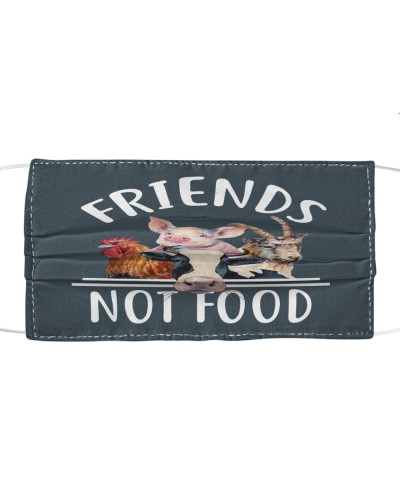 Th 7 Friends not food