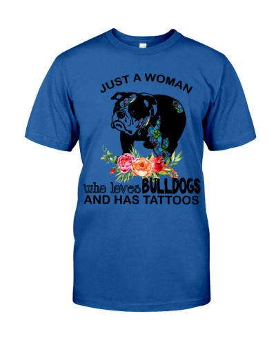 Bulldog Tattoos