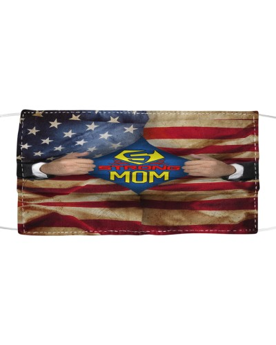 Many Love For America Strong Mom