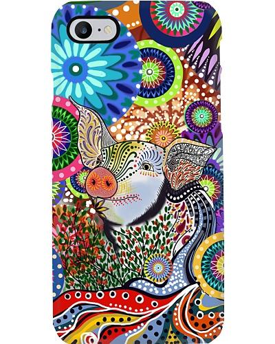 Pig patterns case