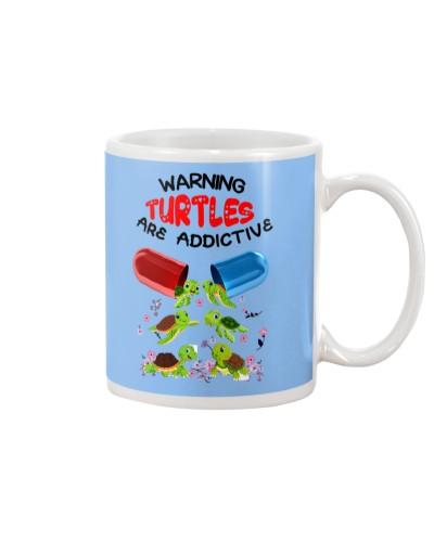 Turtles are addictive