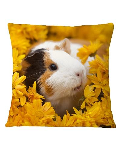 floral pillow case