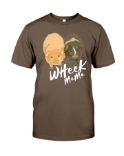Wheek mama shirt Classic T-Shirt tile