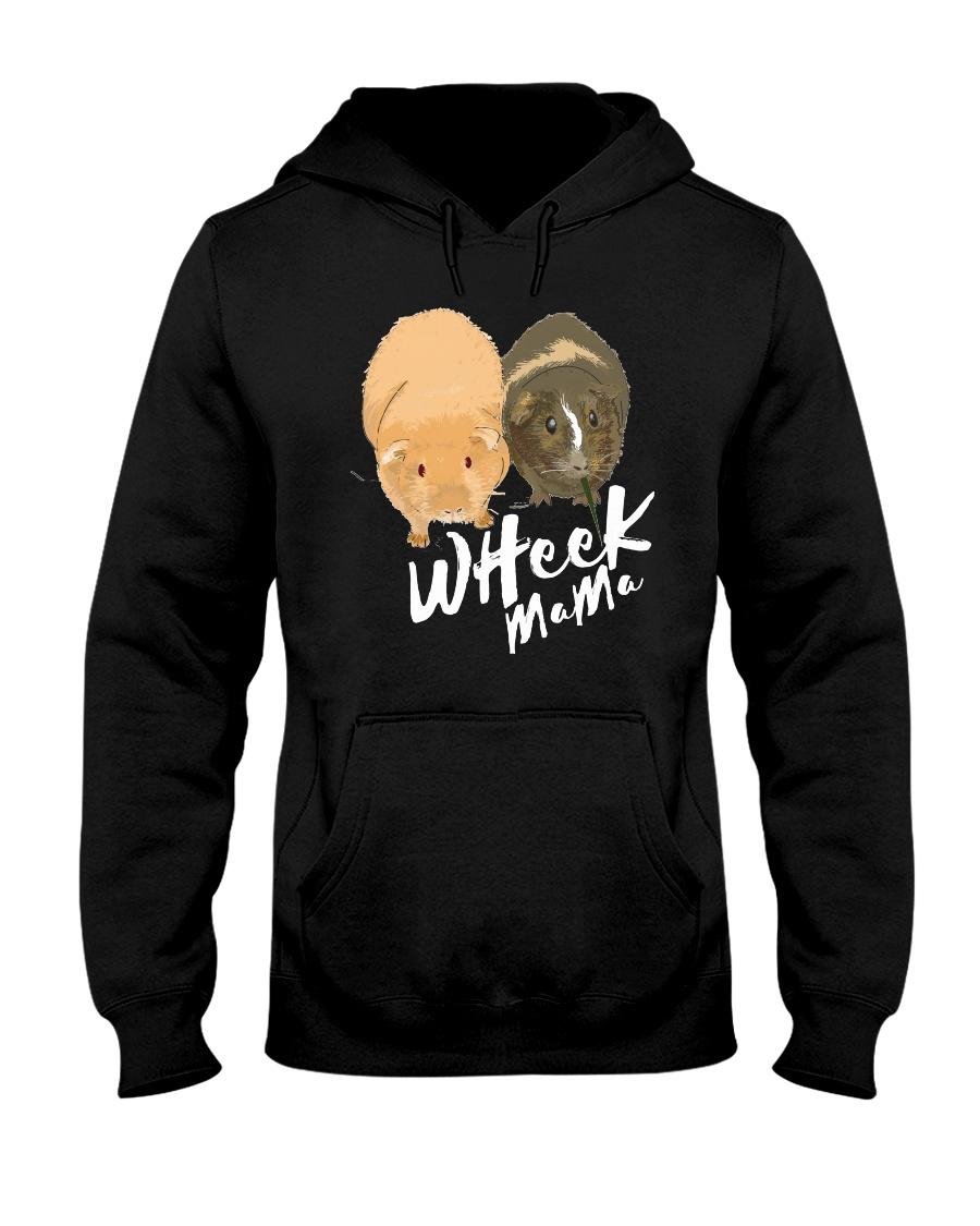 Wheek mama shirt Hooded Sweatshirt