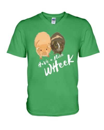 Have a nice wheek guinea pig parody