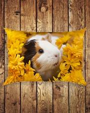 Pillow case floral Rectangular Pillowcase aos-pillow-rectangle-front-lifestyle-2