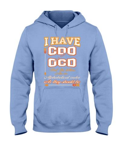 I HAVE CDO