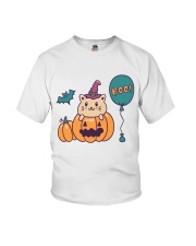 Baby Cat Boo Youth T-Shirt thumbnail