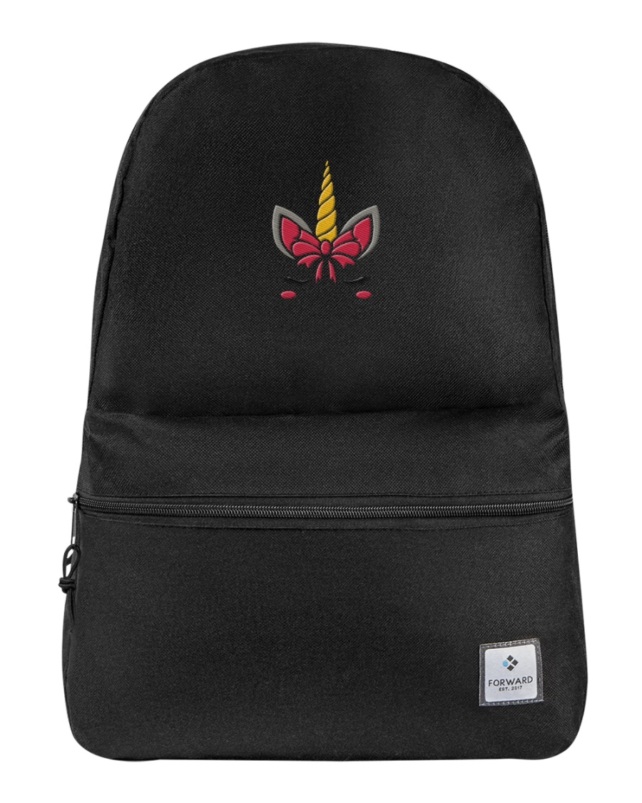 Backpack Unicorn Face Backpack