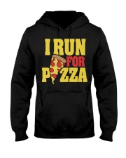 Pizza Hooded Sweatshirt thumbnail